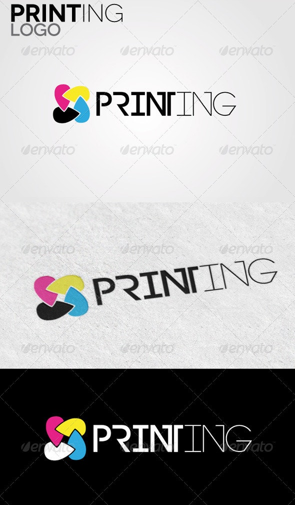 Printing Logo - Logo Templates
