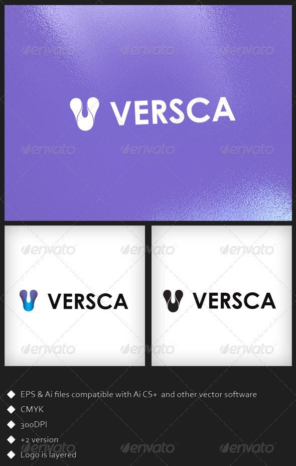 Versca - Logo Template - Symbols Logo Templates