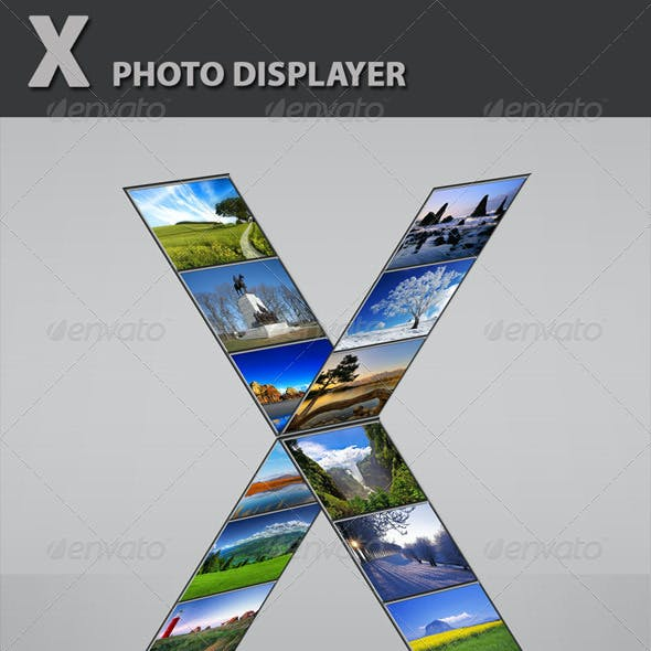 X Photo Displayer