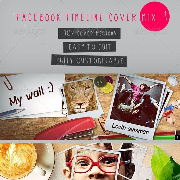 Facebook Timeline Cover Mix 1