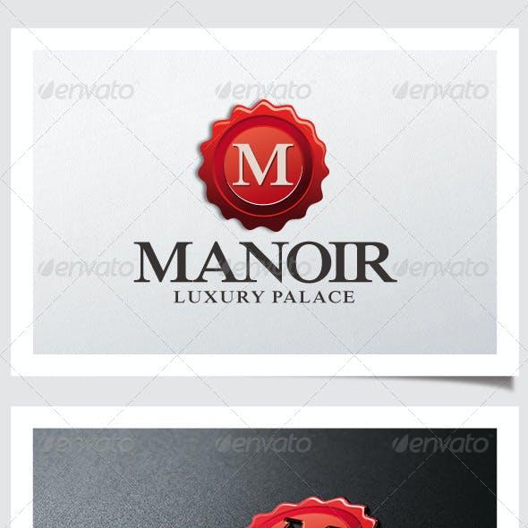 Manoir Logo