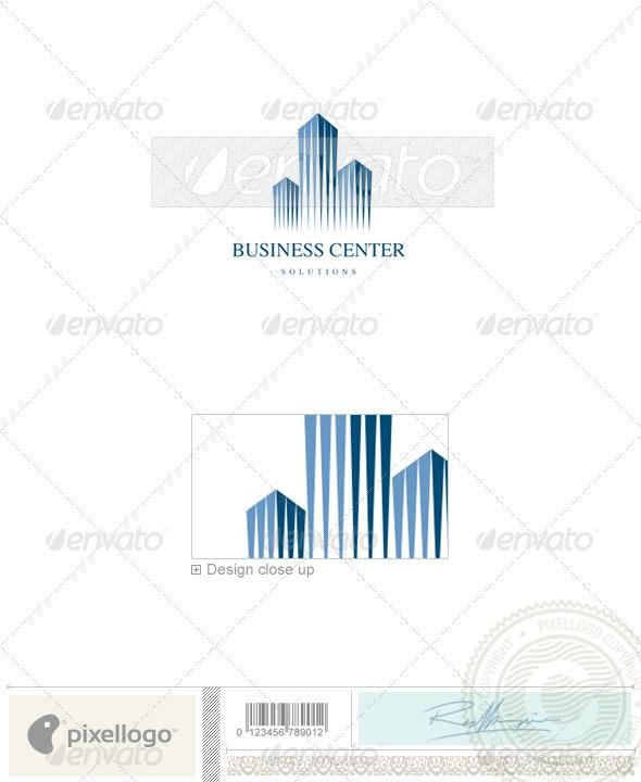 Home & Office Logo - 793 - Buildings Logo Templates
