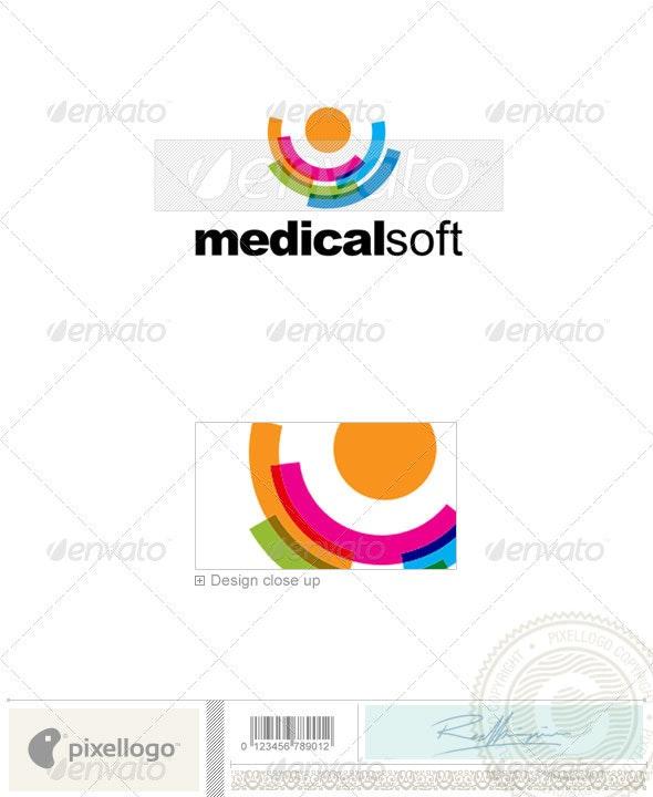 Medical Logo - 2304 - Vector Abstract