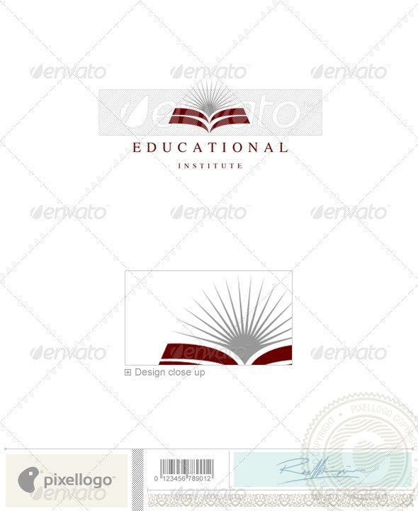 Industry & Science Logo - 887 - Vector Abstract