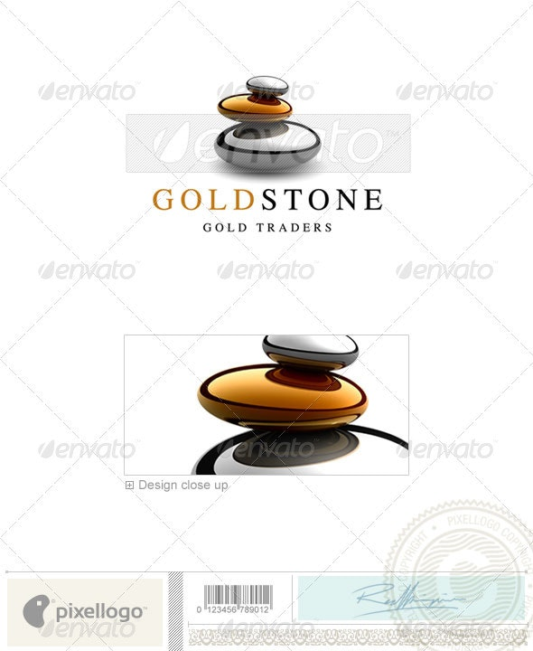 Activities & Leisure Logo - 3D-600 - 3d Abstract