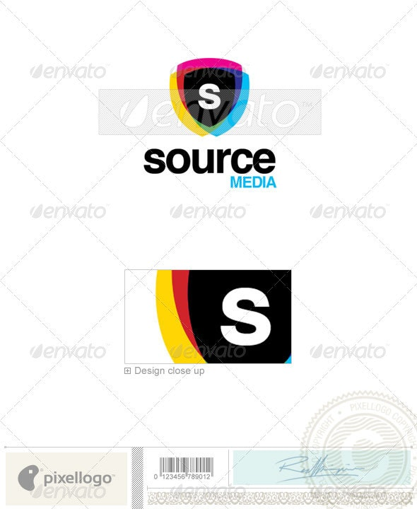 Security Logo - 2259 - Letters Logo Templates