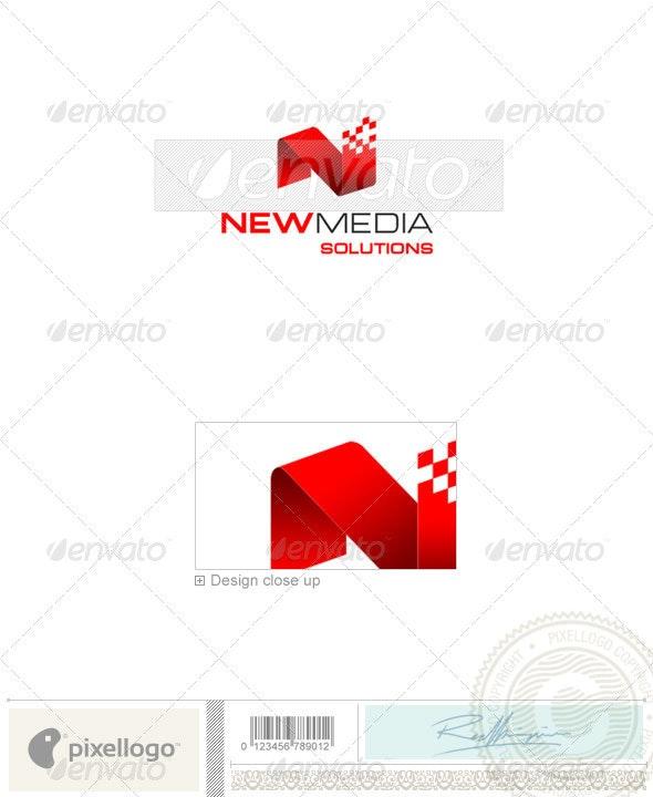 Print & Design Logo - 1047 - Letters Logo Templates