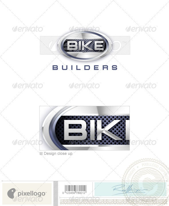 Transport Logo - 3D-49 - 3d Abstract
