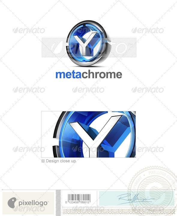 Y Logo - 3D-476-Y - Letters Logo Templates