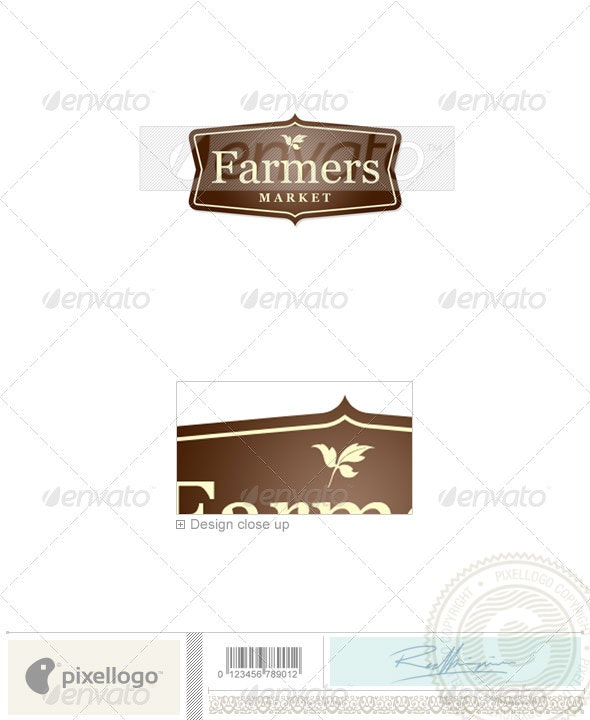 Restaurant & Food Logo - 2236 - Food Logo Templates