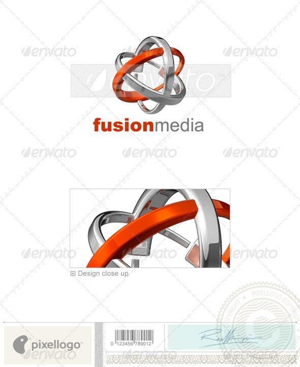Technology Logo - 3D-550 - 3d Abstract