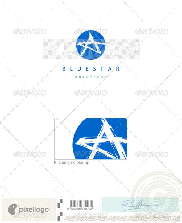 Business & Finance Logo - 770 - Vector Abstract
