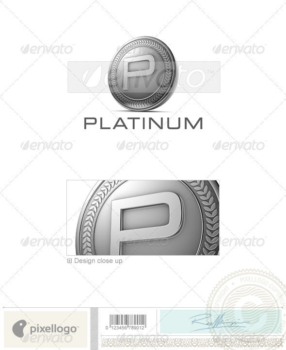 Business & Finance Logo - 3D-499 - 3d Abstract