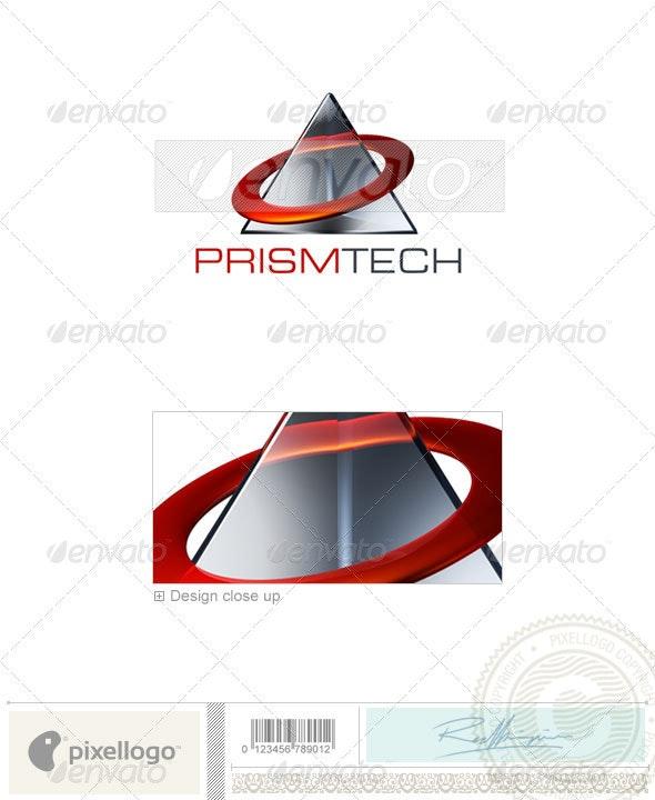 Technology Logo - 3D-492 - 3d Abstract