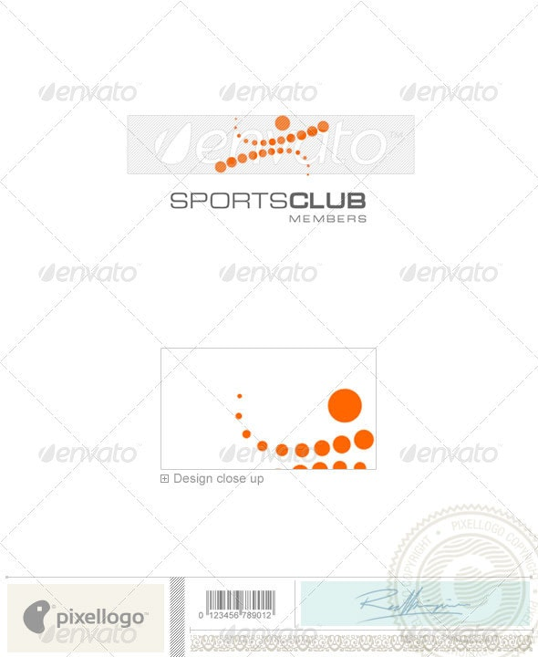 Activities & Leisure Logo - 886 - Humans Logo Templates