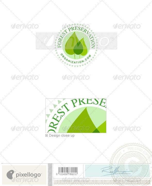 Nature & Animals Logo - 910 - Nature Logo Templates