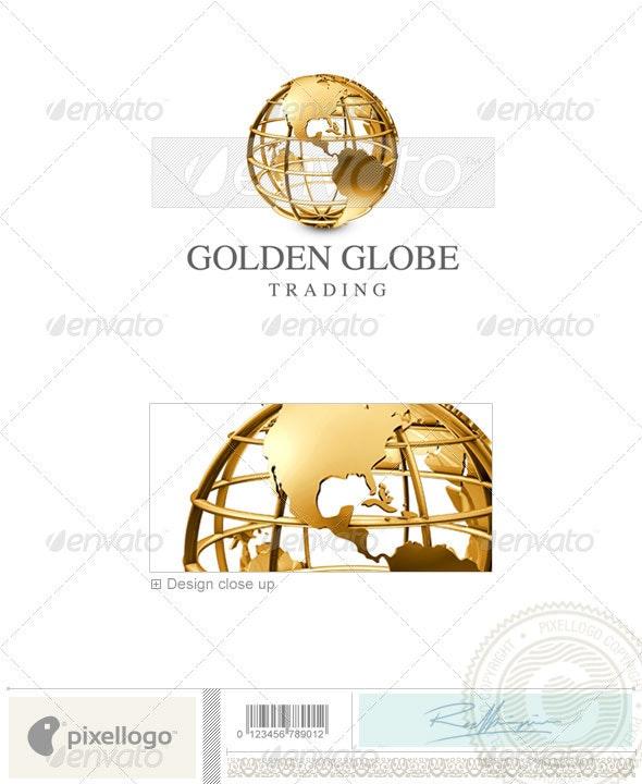 Communications Logo - 3D-517 - 3d Abstract