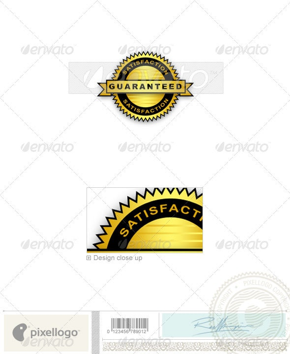 Business & Finance Logo - 917 - Crests Logo Templates