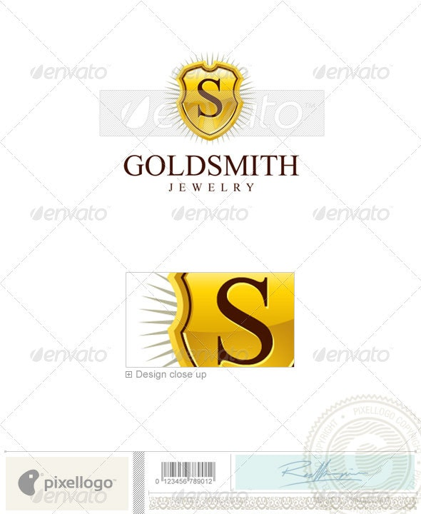 Industry & Science Logo - 1775 - Vector Abstract