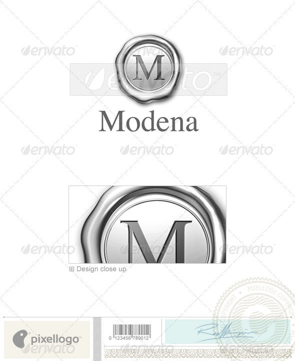 Business & Finance Logo - 3D-534 - 3d Abstract