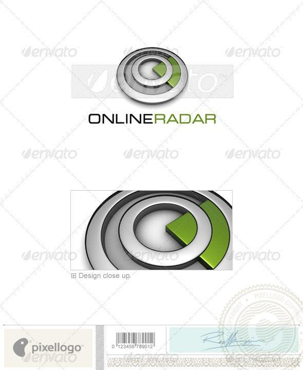Technology Logo - 3D-634 - 3d Abstract