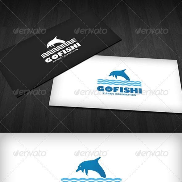 GoFishi – Logo for Fishing Company