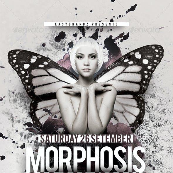 Morphosis Flyer Template