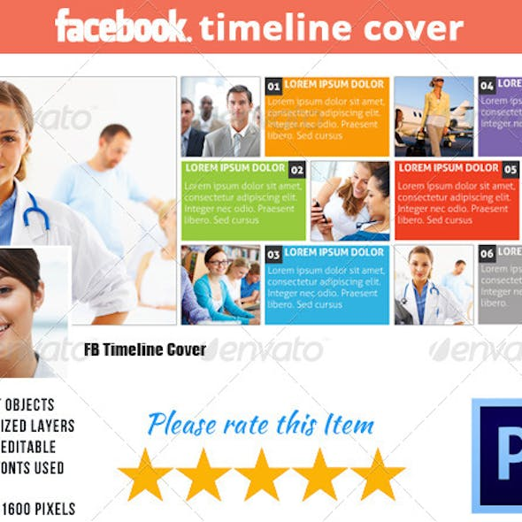 Corporate FB Timeline Cover 07