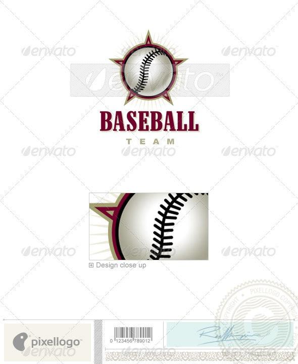 Activities & Leisure Logo - 9 - Objects Logo Templates