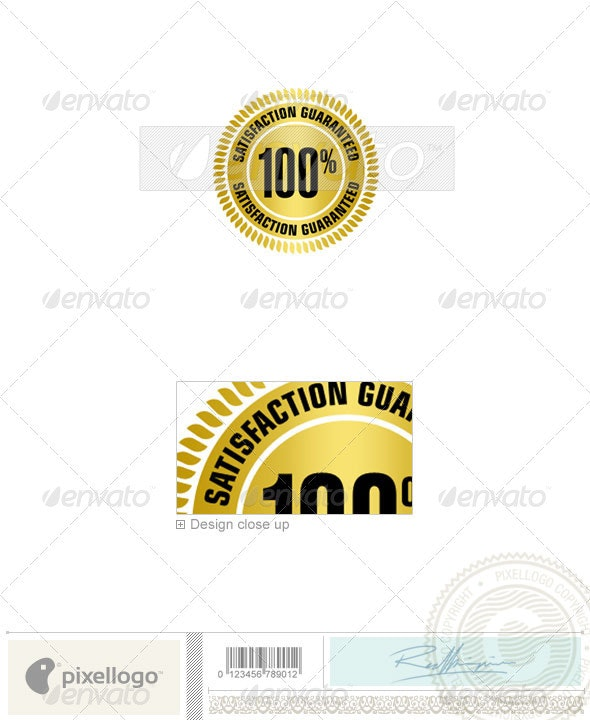 Business & Finance Logo - 1044 - Crests Logo Templates