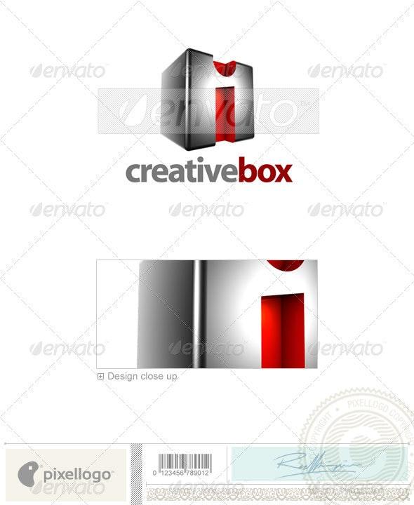 I Logo - 3D-554-I - Letters Logo Templates