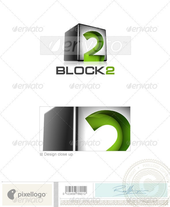 Activities & Leisure Logo - 3D-522 - 3d Abstract