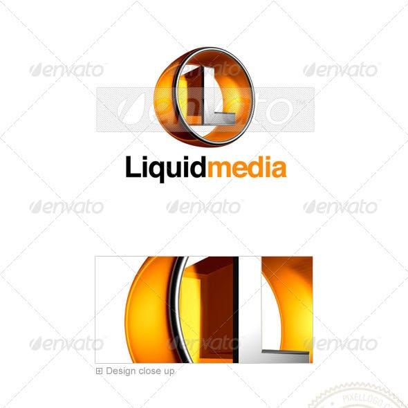 L Logo - 3D-438-L