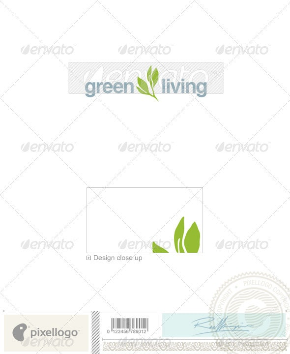 Medical Logo - 2256 - Nature Logo Templates