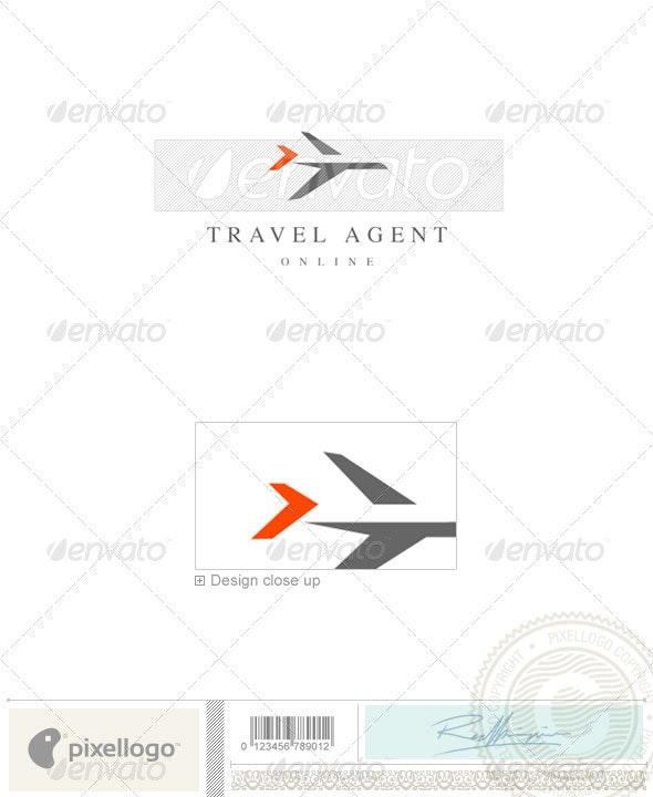 Transport Logo - 845 - Objects Logo Templates