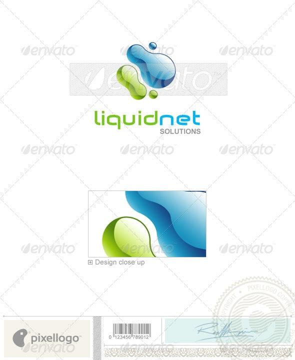Print & Design Logo - 773 - Vector Abstract