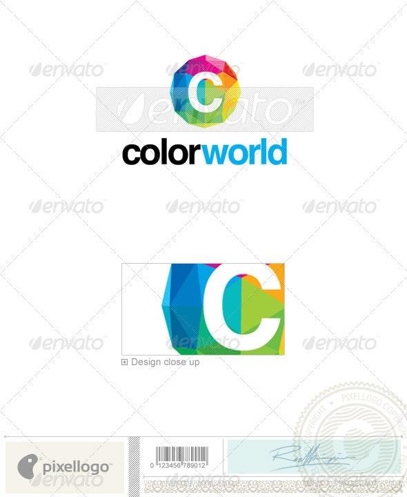 Photography Logo - 2285 - Vector Abstract