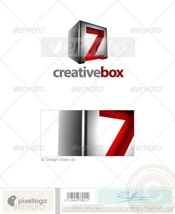 Z Logo - 3D-554-Z - Letters Logo Templates