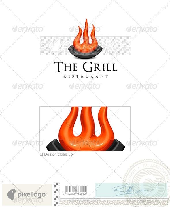 Activities & Leisure Logo - 3D-666 - Food Logo Templates