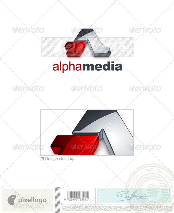 Marketing & Media Logo - 3D-726 - 3d Abstract