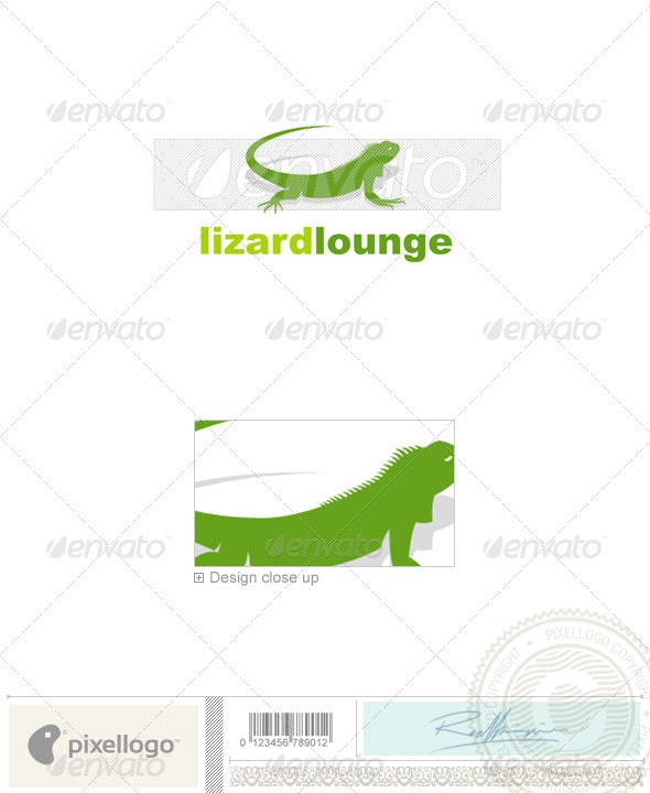 Nature & Animals Logo - 103 - Animals Logo Templates
