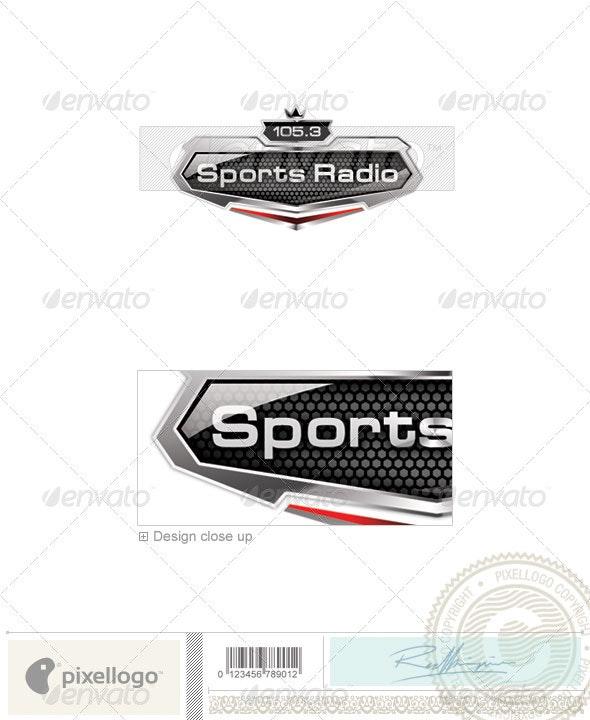 Activities & Leisure Logo - 3D-610 - 3d Abstract