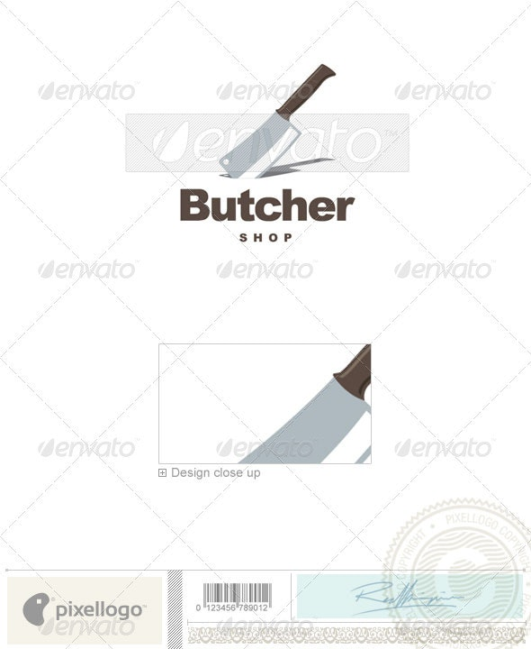Restaurant Logo - 2291 - Restaurant Logo Templates