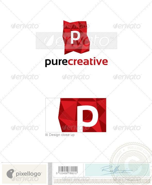 Design Logo - 2289 - Vector Abstract