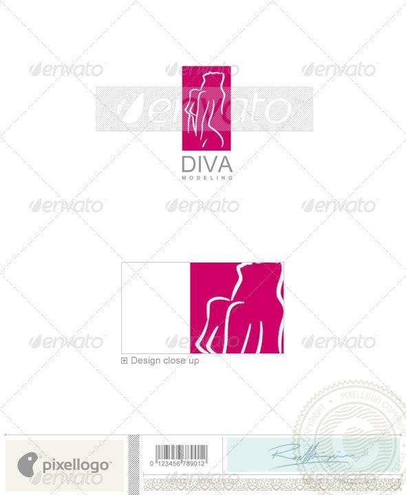 Activities & Leisure Logo - 713 - Humans Logo Templates