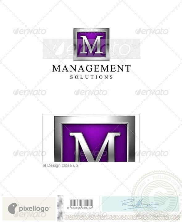 Business & Finance Logo - 3D-578 - 3d Abstract