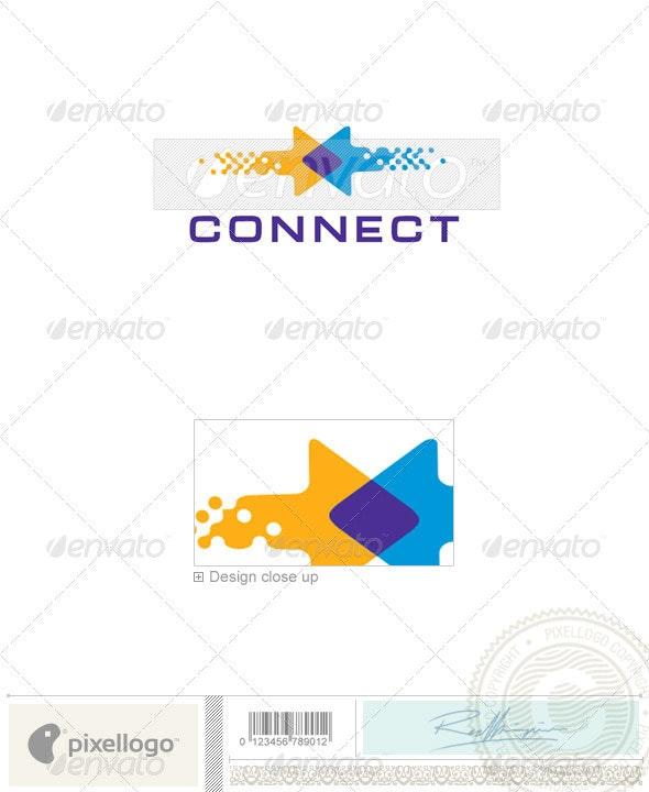 Communications Logo - 2299 - Symbols Logo Templates