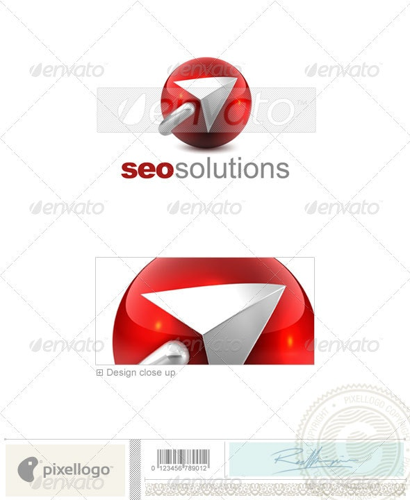 Technology Logo - 3D-717 - 3d Abstract