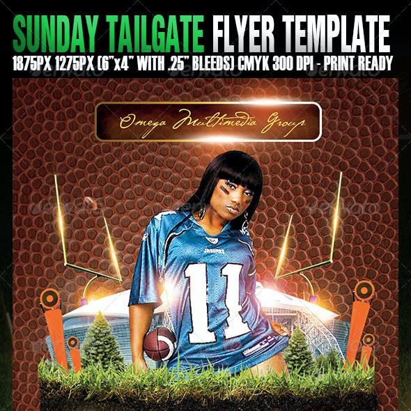 Sunday Night Tailgate