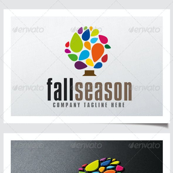 Fall Season Logo